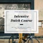 Dutch course in Utrecht A0 - A1